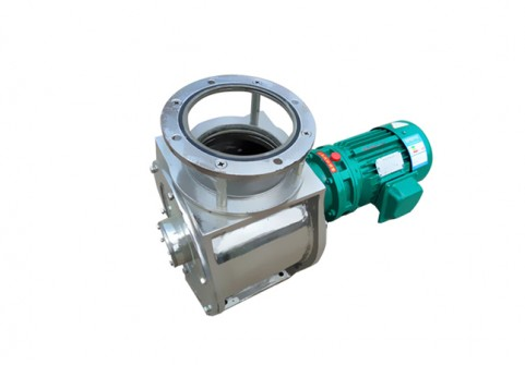 Valve Rigid Impeller Feeder